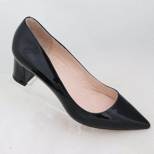 Kate Spade Milan Black Patent Leather Pumps Heels
